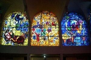 El hospital Hadassah (Jerusalén oeste) , El hospital Hadassah, Jerusalén, Israel , Israel