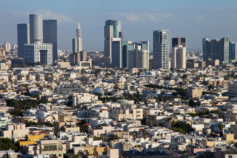 Tel-Aviv , Israël
