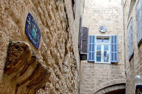 Jaffa , Jaffa la belle... rénovée , Israël