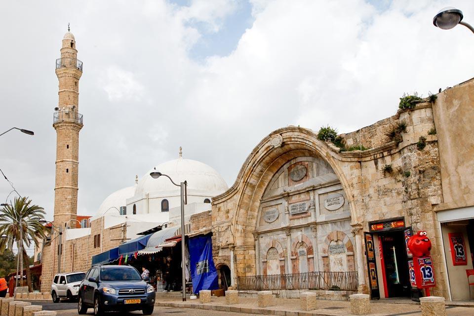 Jaffa , La mosquée Mahmoudiya , Israël
