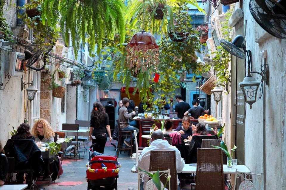 Jaffa , Jaffa, belle et branchée , Israël