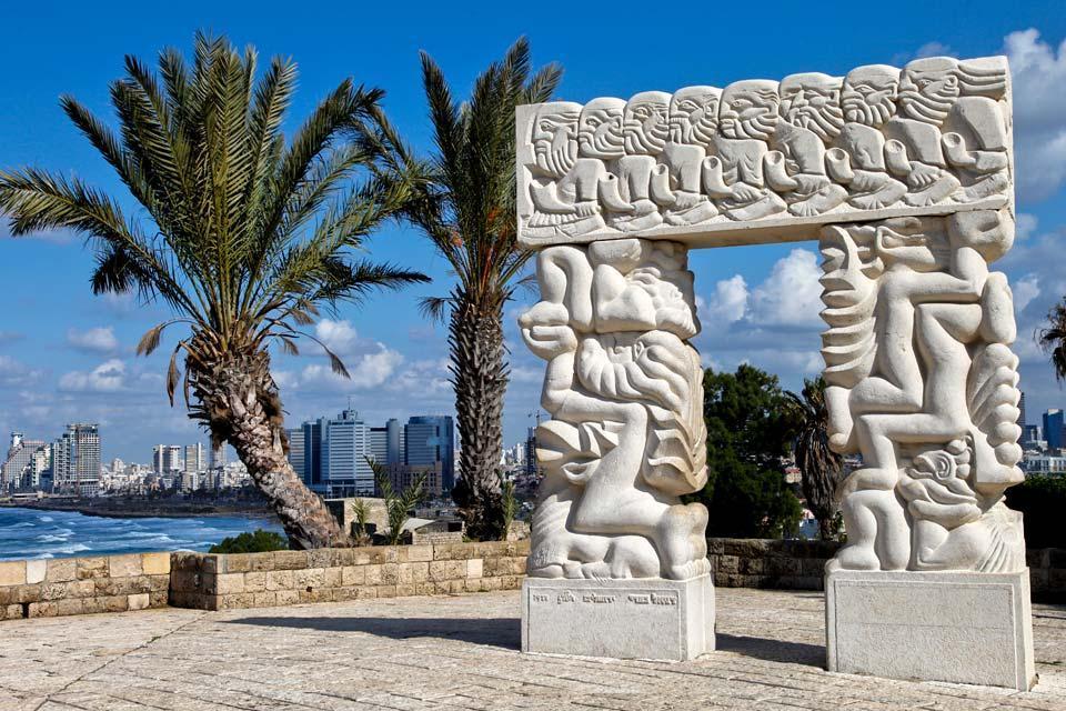 Jaffa , Le port de Jaffa, Israël , Israël