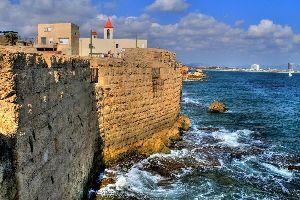 Saint-Jean d'Acre , Akkon, Israel , Israel
