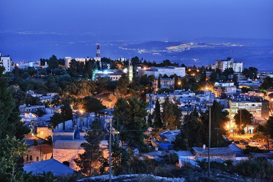 Safed , Safed, Israël , Israël