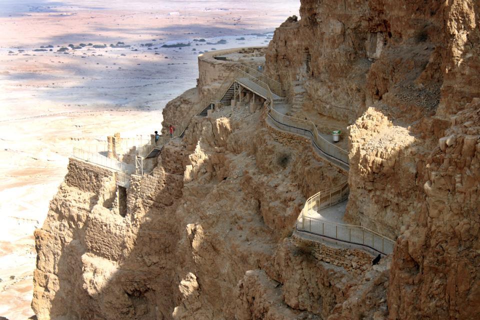 Massada , Israël