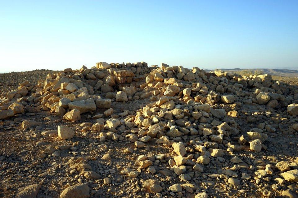 Les sites archéologiques, tel arad, arad plain, israel, moyen-orient, canaanite, chalcolithique, desert, negev, arch?ologie, ruines, d?sert