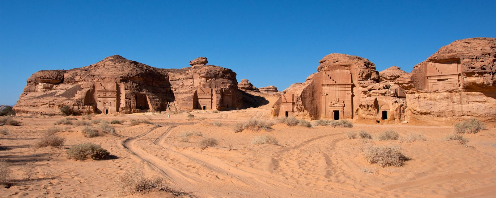 The Nabatean tombs of Madahine-Saleh, Monuments, Saudi Arabia