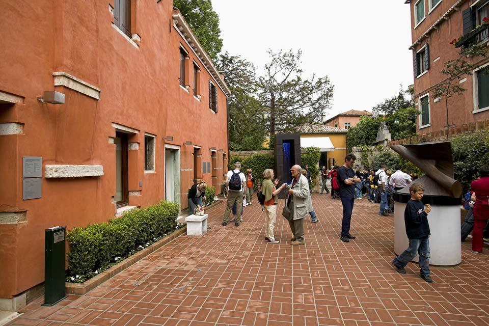 I musei di Venezia , L'ingresso al Peggy Guggenheim Collection , Italia