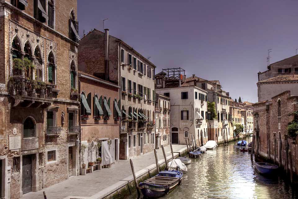 I musei di Venezia , Italia