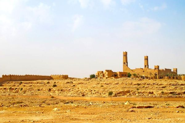 The northern sites , The sites of the north , Saudi Arabia