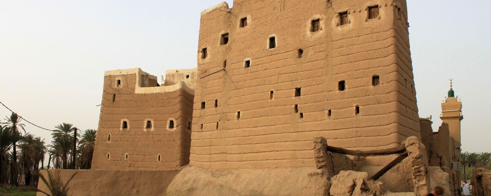 The site of Najran, Monuments, Saudi Arabia