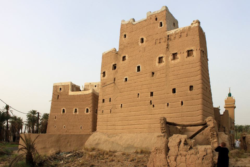 The site of Najran, Monuments, Saudi Arabia