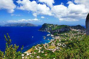 Capri , Marina Grande , Italia