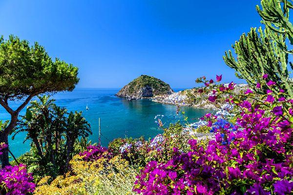 Ischia , Italien