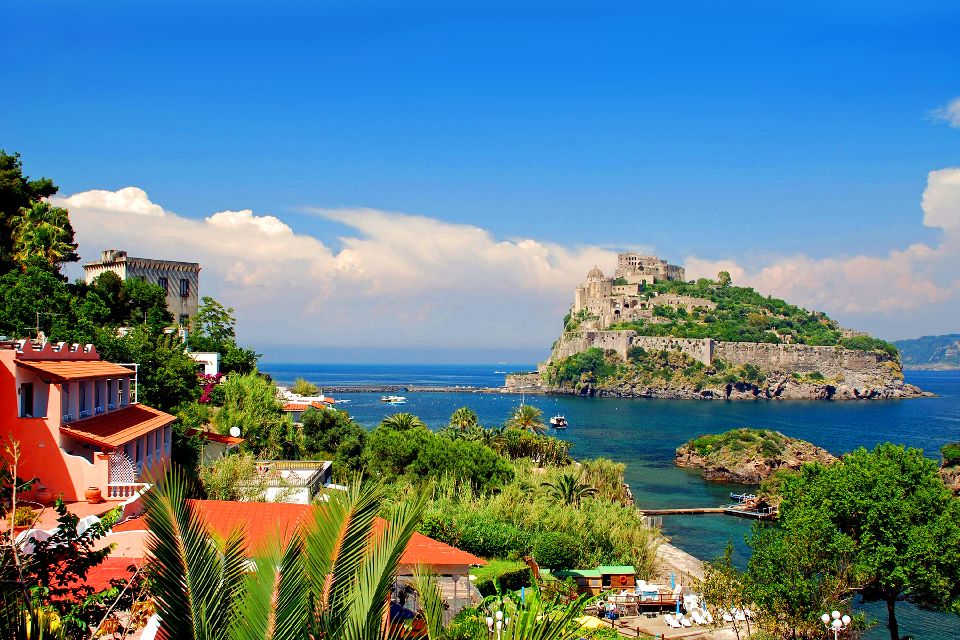 how to get to ischia italy