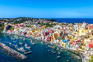 Procida , La isla de Procida , Italia