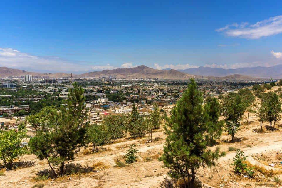 , Les plaines de l'Hindu Kuch, Les paysages, Afghanistan