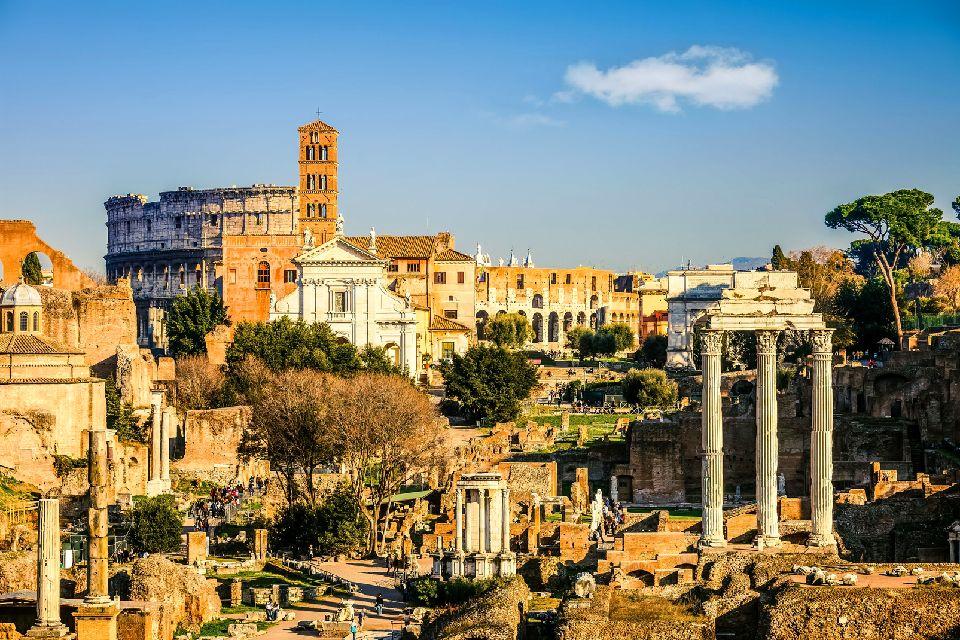 Les sites romains , Italie