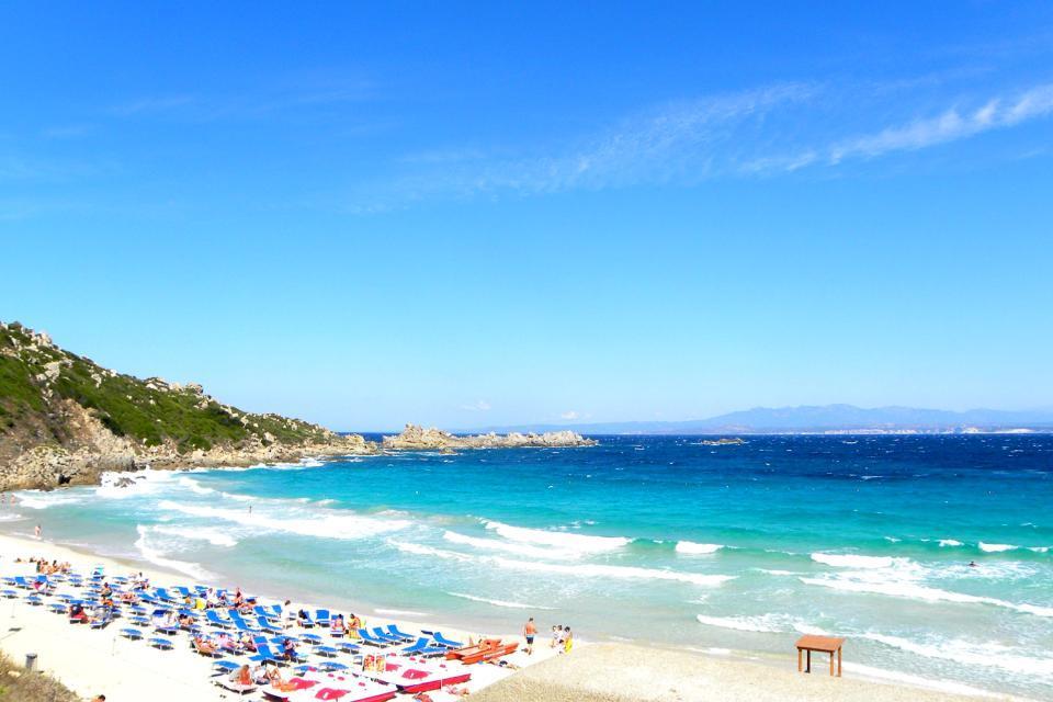 The Gallura Sardinia Italy