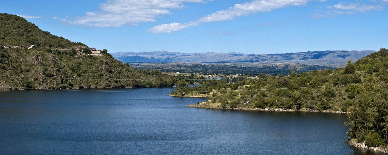 The Sierra de Córdoba , Argentina