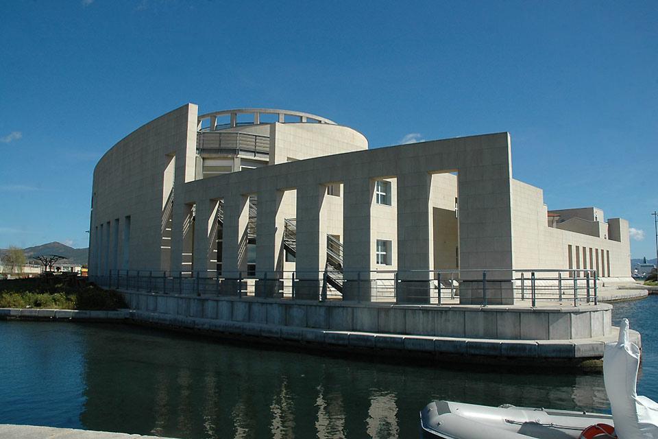 I musei , Museo Nazionale G.A. Sanna a Sassari , Italia