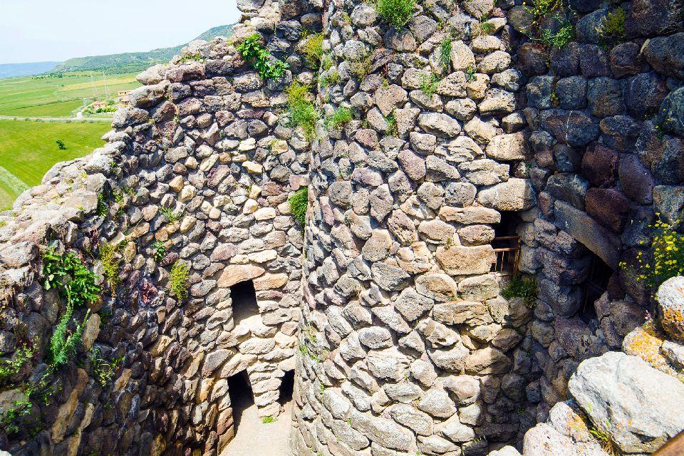 La località di Barumini , Barumini, Sardegna , Italia