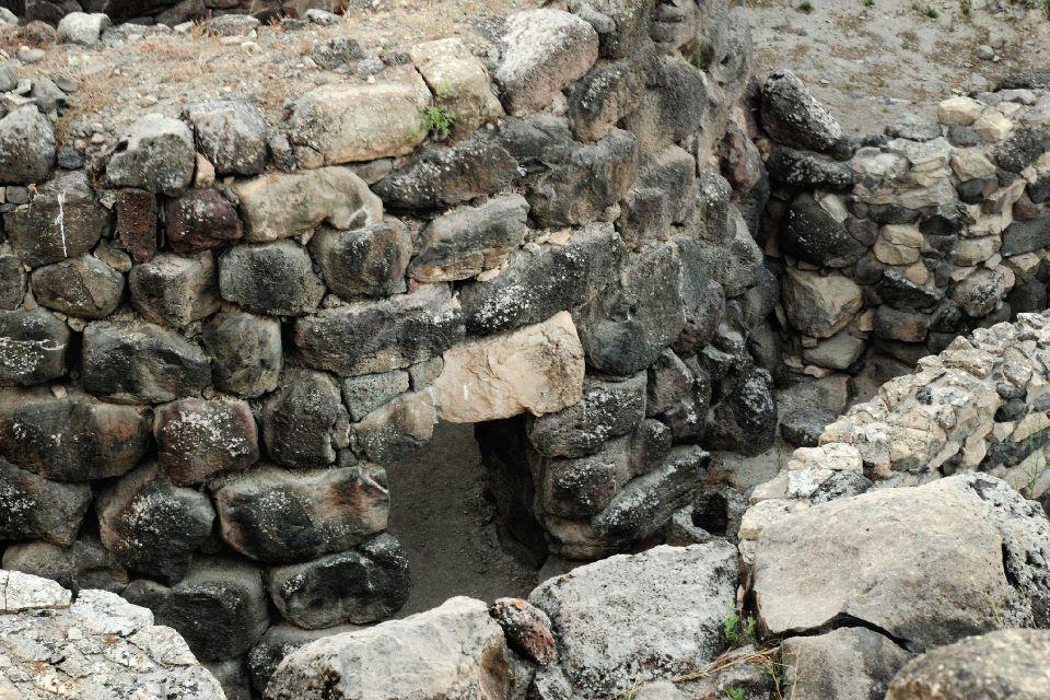 Le rovine di Santa Cristina , Santa Cristina Paulilatino , Italia