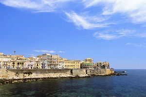 La côte est , La côte orientale, Sicile , Italie