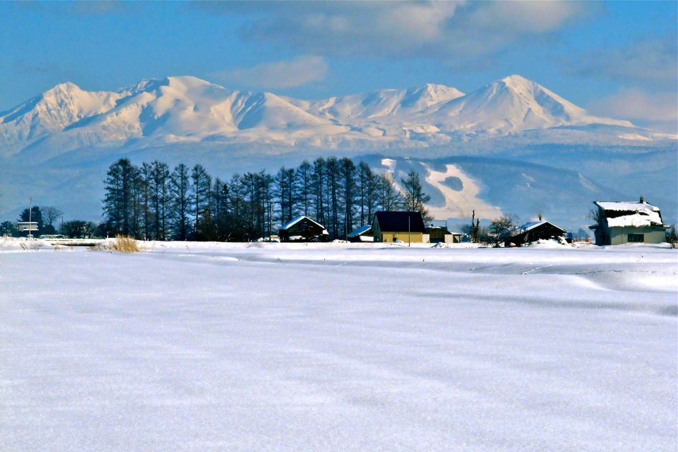, The Daisetsuzan national Park, Landscapes, Japan