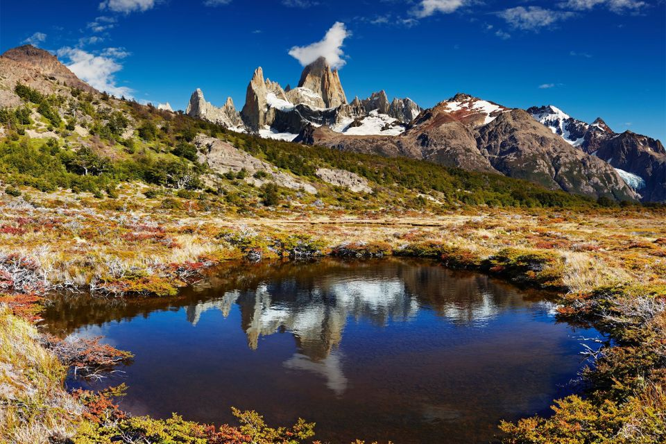 The Patagonia plateaux and the Andean Lake District , The Pantagonia Plateaux , Argentina