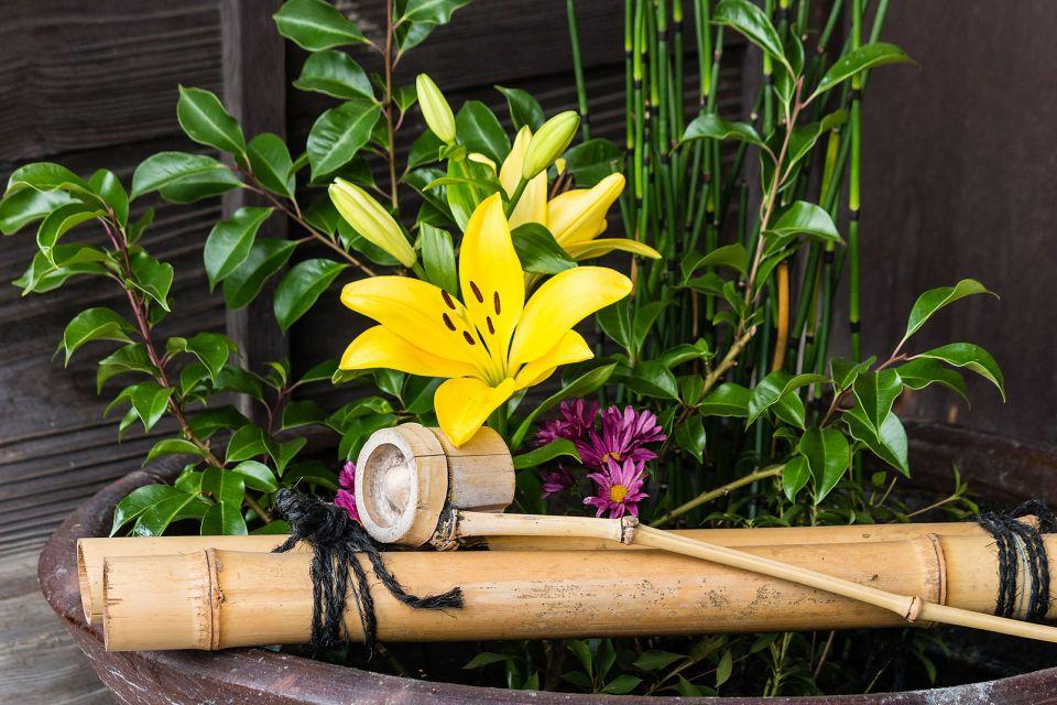 , L'ikebana, Le arti e la cultura, Giappone