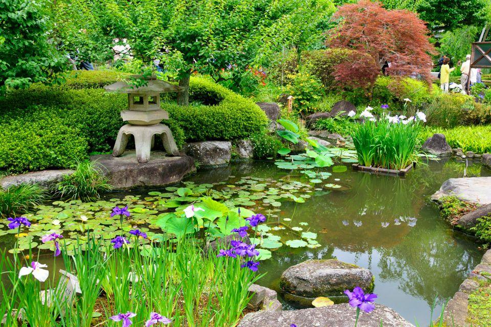 Les jardins japonais japon for Jardin japonais sable
