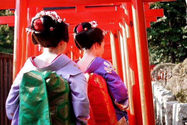 Solemnidad y sensualidad, El sumo, Las tradiciones, Japón