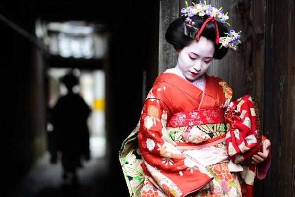 La importancia del atavío , El sumo, Las tradiciones, Japón