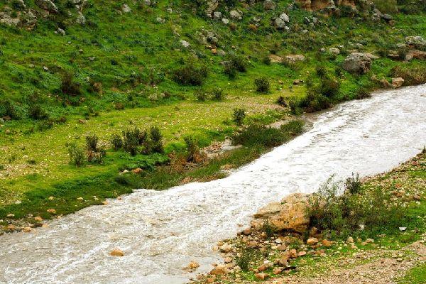Montagnes et vallées , Jordanie