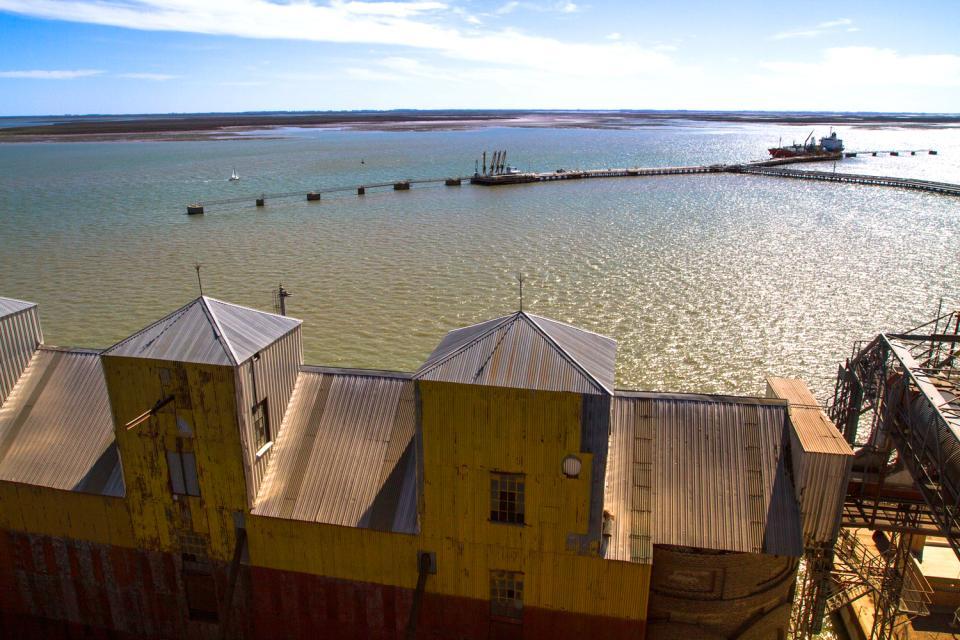 Bahia Blanca et Miramar , Argentine