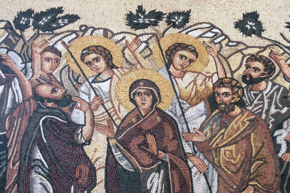 Les arts et la culture, jordanie, mosaïque, vestige, art, moyen-orient, saint, religion, christianisme