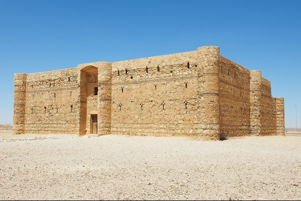 Qasr Kharana castle, Qusayr'el Kharaneh, Arts and culture, Jordan