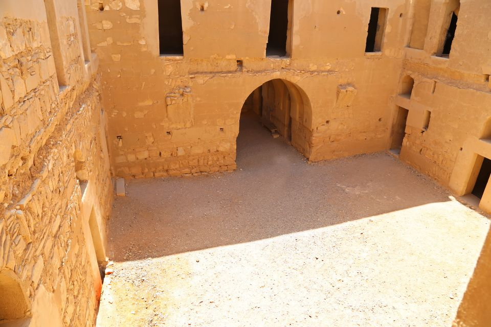 , Qusayr'el Jaraneh, Arte y cultura, Jordania