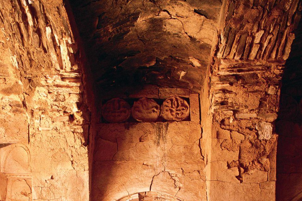 Qusayr'el Mushatta, Arte y cultura, Jordania