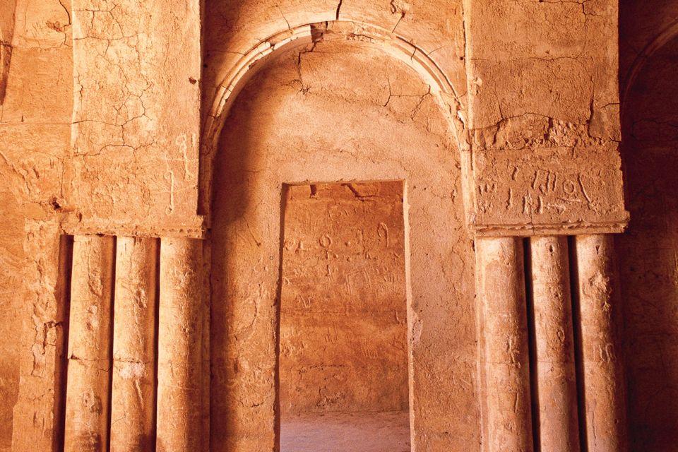 , Qusayr'el Mushatta, Die Künste und die Kultur, Jordanien