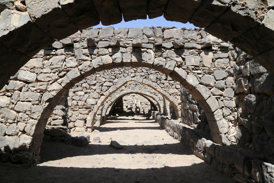 , I castelli del deserto, Le arti e la cultura, Giordania