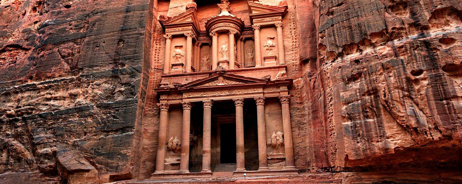 Hotel Petra Palace Jordanien