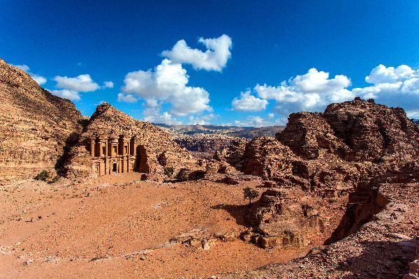 Pétra , Pétra, une cité mystérieuse , Jordanie