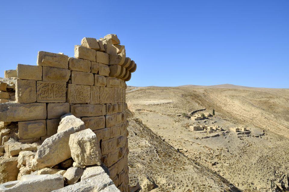 , Le château de Shaubak, Les monuments, Jordanie