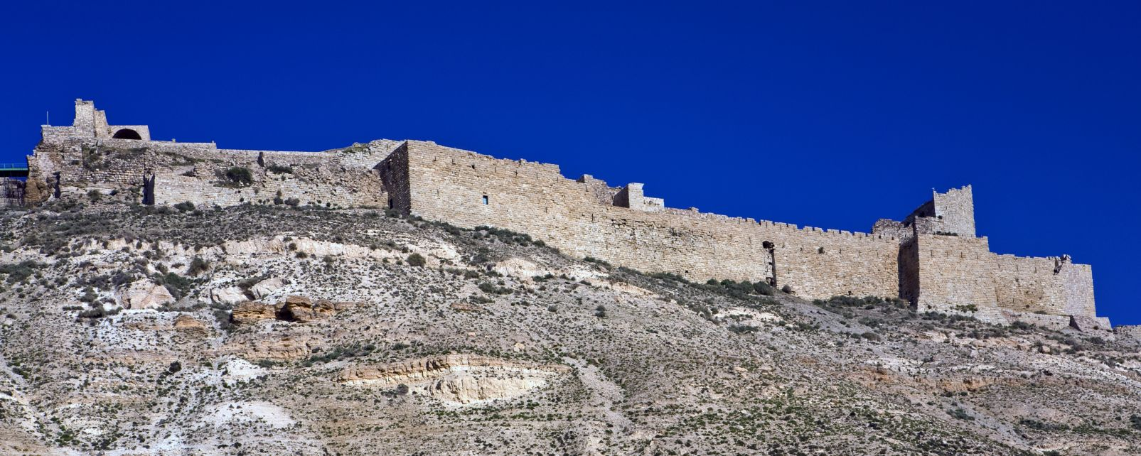 , Kérak, Los monumentos, Jordania