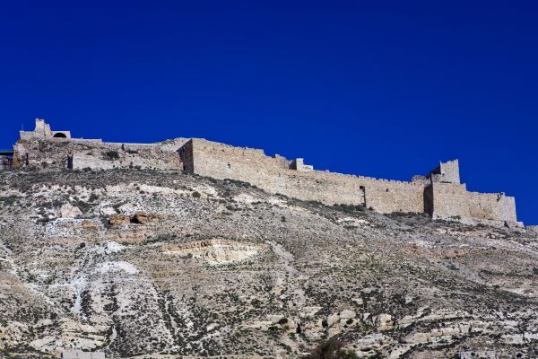 Kérak, la bellezza fortificata, Kérak, I monumenti, Giordania