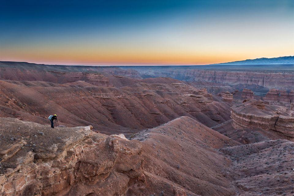 Trekking , Kazajstán