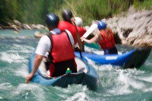 Rafting et canyoning , Kazakhstan