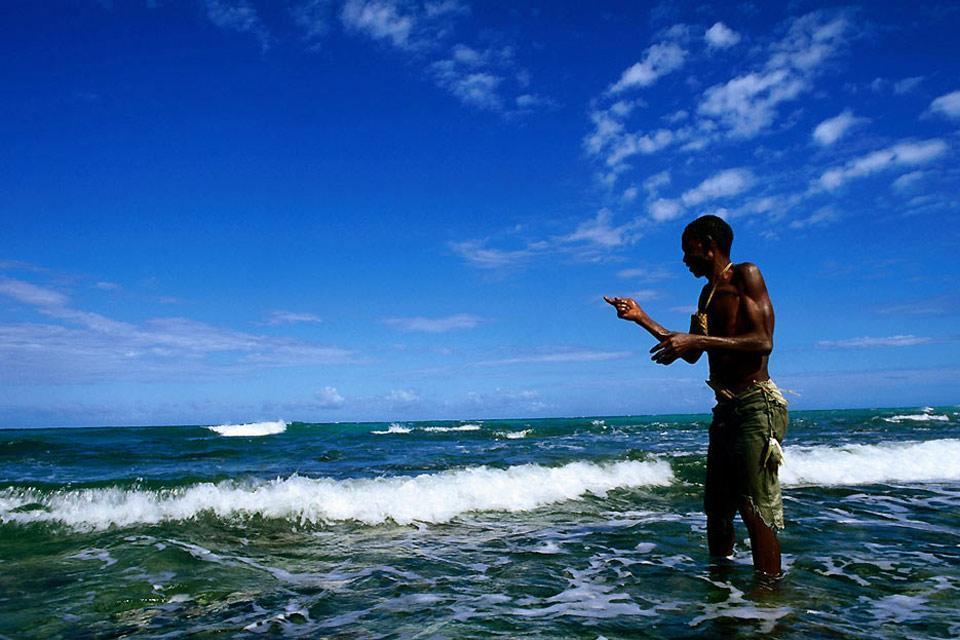 Les plages de Mombasa , Tiwi Beach , Kenya